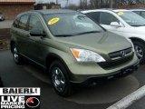 2008 Green Tea Metallic Honda CR-V LX 4WD #40218342