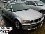 2004 Titanium Silver Metallic BMW 3 Series 330i Sedan #40218344
