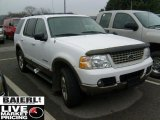 2004 Oxford White Ford Explorer Eddie Bauer 4x4 #40218348