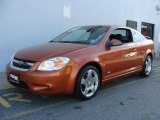 2007 Chevrolet Cobalt Sunburst Orange Metallic