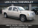 2007 Gold Mist Cadillac Escalade EXT AWD #40218657