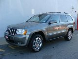 2008 Mineral Gray Metallic Jeep Grand Cherokee Limited 4x4 #40218949