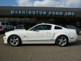 2007 Performance White Ford Mustang GT/CS California Special Coupe #40218957