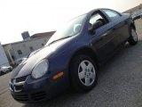 2003 Patriot Blue Pearl Dodge Neon SE #40218400