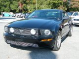 2005 Black Ford Mustang GT Premium Coupe #40218673