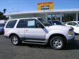 2003 Oxford White Ford Explorer Sport XLS #4015424