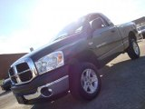 2007 Patriot Blue Pearl Dodge Ram 1500 SLT Regular Cab 4x4 #40218406