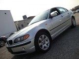 2005 Titanium Silver Metallic BMW 3 Series 325xi Sedan #40218408