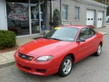 2003 Bright Red Ford Escort ZX2 Coupe #40219000