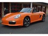 Porsche Boxster 2008 Data, Info and Specs