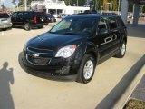 2010 Black Granite Metallic Chevrolet Equinox LT #40219051