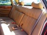 1994 Jaguar XJ Interiors
