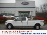 2010 Oxford White Ford F150 XLT SuperCab 4x4 #40218485