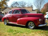 1948 Chevrolet Fleetmaster Sport Coupe Data, Info and Specs
