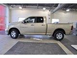 2011 White Gold Dodge Ram 1500 SLT Quad Cab #40218802
