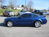2007 Vista Blue Metallic Ford Mustang GT Premium Coupe #40218534