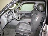 2003 Ford Explorer Sport XLT 4x4 Graphite Grey Interior