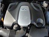 2011 Hyundai Genesis 4.6 Sedan 4.6 Liter DOHC 32-Valve CVVT V8 Engine