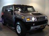 2009 Hummer H2 Graystone Metallic