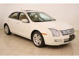 2008 White Suede Ford Fusion SEL V6 #40302656