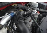2003 Chevrolet Silverado 2500HD LS Extended Cab 4x4 6.6 Liter OHV 16-Valve Duramax Turbo-Diesel V8 Engine
