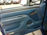 1996 Ford F150 XLT Regular Cab 4x4 Door Panel