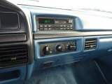 1996 Ford F150 XLT Regular Cab 4x4 Controls
