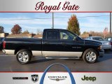2004 Black Dodge Ram 1500 SLT Quad Cab #40302186