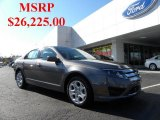 2011 Sterling Grey Metallic Ford Fusion SE V6 #40302384