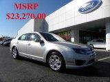 2011 Ingot Silver Metallic Ford Fusion SE #40302386