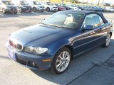 2005 Mystic Blue Metallic BMW 3 Series 330i Convertible #40302570