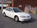 2002 Honda Accord Taffeta White