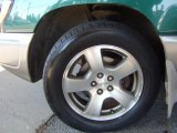 Subaru Forester 1998 Wheels and Tires