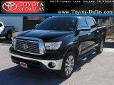 2010 Black Toyota Tundra Platinum CrewMax 4x4 #40302270