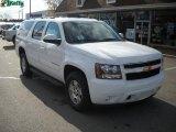 2011 Summit White Chevrolet Suburban LT 4x4 #40302434