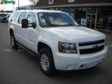 2011 Summit White Chevrolet Suburban 2500 LT 4x4 #40302435