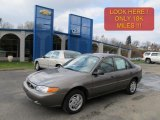 2001 Mineral Gray Metallic Ford Escort SE Sedan #40302293
