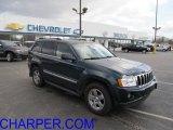 2006 Steel Blue Metallic Jeep Grand Cherokee Limited 4x4 #40302845