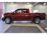 2011 Deep Cherry Red Crystal Pearl Dodge Ram 1500 Sport Quad Cab #40302445