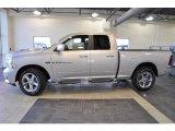 2011 Bright Silver Metallic Dodge Ram 1500 Sport Quad Cab #40302446