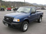 Ford Ranger 2008 Data, Info and Specs
