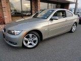 2007 Platinum Bronze Metallic BMW 3 Series 328xi Coupe #40343447