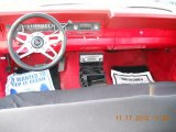 1967 Ford Fairlane 500 XL 2 Door Hardtop Dashboard