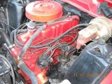 1967 Ford Fairlane 500 XL 2 Door Hardtop 200 cid OHV 12-Valve Inline 6 Cylinder Engine