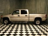2005 Silver Birch Metallic GMC Sierra 2500HD SLT Crew Cab 4x4 #40353322
