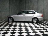 2004 Titanium Silver Metallic BMW 3 Series 325xi Sedan #40353330