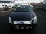 2008 Dark Blue Ink Metallic Ford Fusion SE V6 AWD #40352944