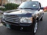 2007 Java Black Pearl Land Rover Range Rover HSE #40353562