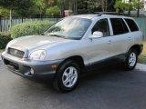 2003 Pewter Hyundai Santa Fe GLS #40353148