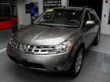 2003 Polished Pewter Metallic Nissan Murano SE AWD #40353595